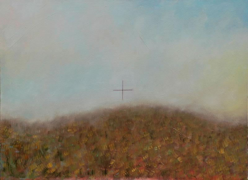 Verisimilitude # 1 oil painting   Victor Gordon