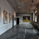 Artwork by Victor Gordon, Bargehouse Gallery