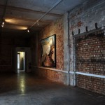 Gordon's artwork featured in Coming Home exhibition at Bargehouse Gallery - London Olympics 2012