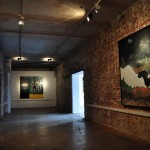 Gordons works on show at Bargehouse Gallery - London Olympics 2012