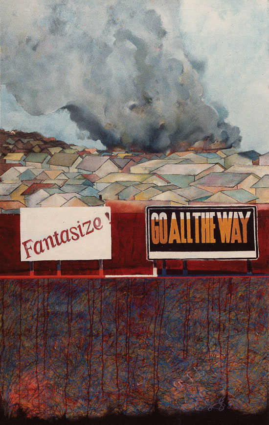 Fantasize—Go All The Way 1986–1988