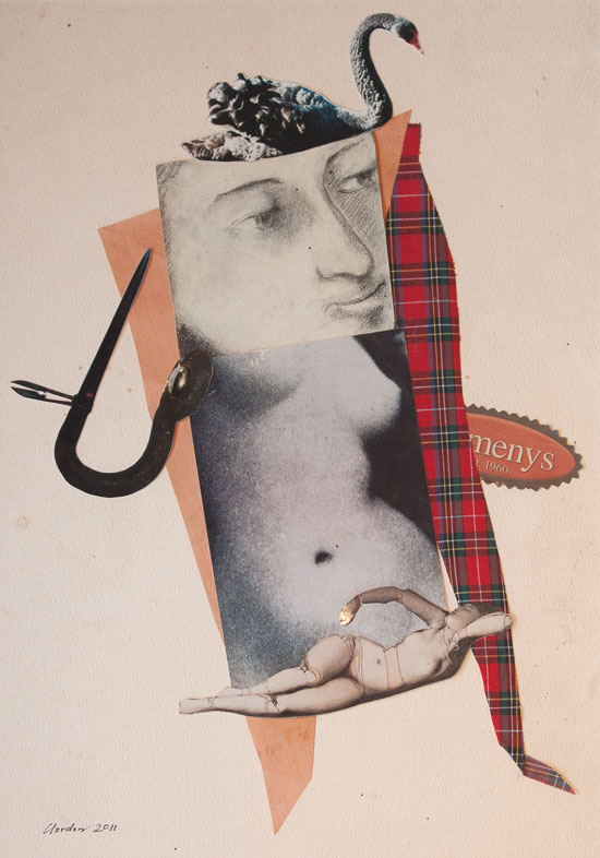 Collage - Figure Study 2011